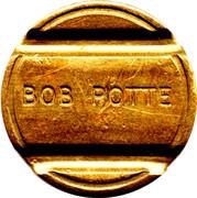 Token - Bob Potte – obverse