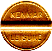 Token - Kenmar Leisure – obverse