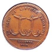 General des Galeres - Le chevalier d'Orleans – reverse