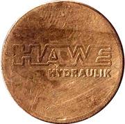 Token - HAWE Hydraulik – obverse