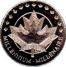 Token - Canada Post (Millennium) – obverse