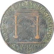 Anjou - Noblesse François Poullain, maire d'Angers – reverse