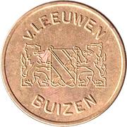 Token - V. Leeuwen Buizen – reverse