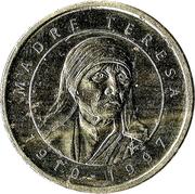Token - I Grandi Protagonisti del Millennio (Madre Teresa) – obverse