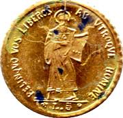 5 Lire – reverse