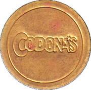 Token - Codona's (Aberdeen) – obverse