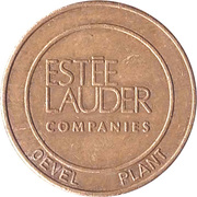 Token - Estée Lauder (Oevel Plant) – obverse