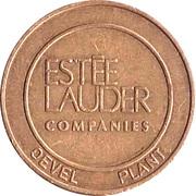 Token - Estée Lauder (Oevel Plant) – reverse