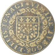 Token - Louis XIII (Ville d'Ameins) – reverse