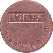 Supermarket deposit token - Norma (Pfand 6x0.25) – obverse