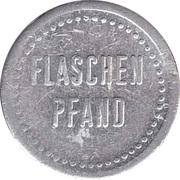 Supermarket deposit token - Flaschen Pfand (Audi) – obverse