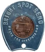 Encased Token - Bright Spot Reno – reverse