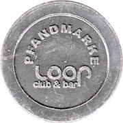 Supermarket deposit token - Pfandmarke (Loop Club&Bar) – obverse