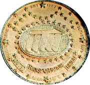 UTU Commemorative Medal – reverse