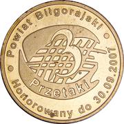 3 Przetaki - Powiat Biłgorajski (Biłgoraj) – obverse