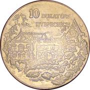 10 Dukatów Rybnickich - Powiat Rybnicki (Rybnik) – obverse