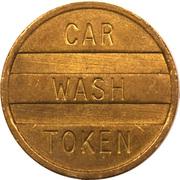 Car Wash Token - Gas Rite – reverse
