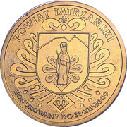 4 Marki Tatrzańskie - Powiat Tatrzański (Zakopane) – reverse