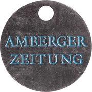 Shopping Cart Token - Amberger Zeitung – reverse