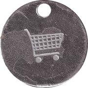 Shopping Cart Token - Thomas Cook – reverse