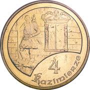 4 Kazimierze (II edition) - Kazimierz Dolny – obverse