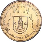 4 Kazimierze (II edition) - Kazimierz Dolny – reverse