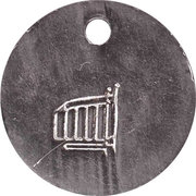 Shopping Cart Token - Die Grötz-Garage – reverse