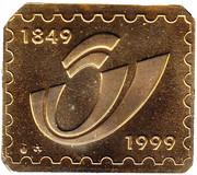 Token - Postage Stamp 10 Cents – obverse