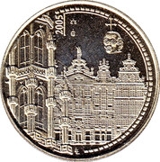 Token - World Heritage – obverse