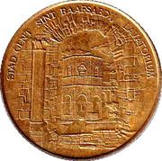 25 Gandae - Gent (Amandus 630-1980) – obverse
