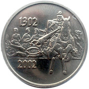 Royal Belgian Mint Token – obverse