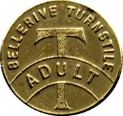 Token - Bellerive Turnstyle (Tasmania) – obverse