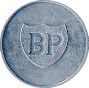 Token BP - Les cracks du sport Belge (Roger de Vlaeminck) – reverse