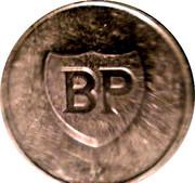 Token BP - Les cracks du sport Belge (Roger Claessen) – reverse