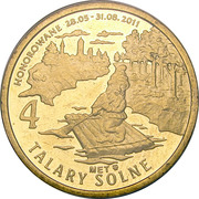 4 Talary Solne (II edition) - Nowa Sól – obverse