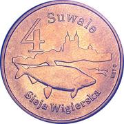 4 Suwale - Suwałki - Sieja Wigierska – obverse
