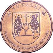 4 Suwale - Suwałki - Sieja Wigierska – reverse