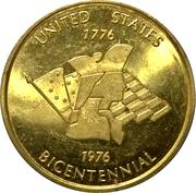 50 Cents - Redmond, Oregon – obverse