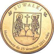 4 Suwale - Suwałki - Rak Szlachetny – reverse