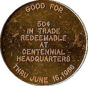 50 Cents - Atlantic, Iowa – reverse