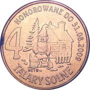 4 Talary Solne (I edition) - Nowa Sól – obverse