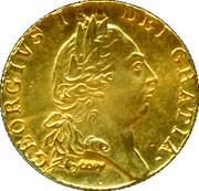 Replica - King George III Spade Guinea 1788 – obverse