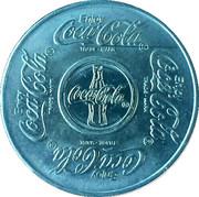 Token - Coca-Cola – obverse