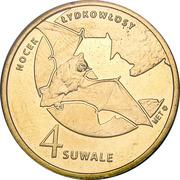 4 Suwale - Suwałki - Nocek Łydkowłosy – obverse