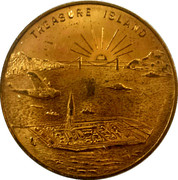 1939 Golden Gate International Exposition – reverse