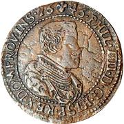 Rechenpfennig - Philippe IV – obverse