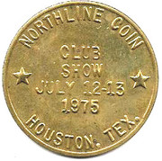 Northline Coin Club token – obverse