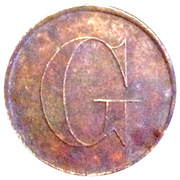 5 Cents - G – obverse