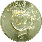 Token - Nevada Coin Mart – obverse
