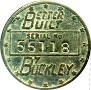 3.5 Dollars - Better Built Buckley (Chicago, Illinois) – obverse